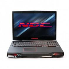 Laptop ALIENWARE, M18XR2, Intel Core i7-3840QM, 2.80 GHz, HDD: 1000 GB, RAM: 16 GB, unitate optica: DVD RW BD, video: nVIDIA GeForce GTX 675M, webcam