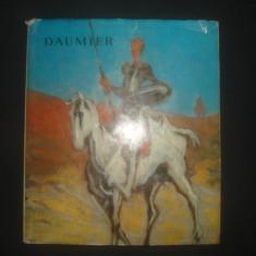 DUMITRU DANCU - DAUMIER * ALBUM CU IMAGINI DETASABILE - Album Pictura
