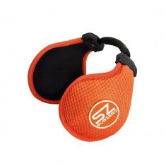 Aproape nou: Căşti stereo Midland Subzero Sun pentru vară culoare Orange Cod C93