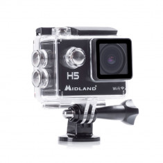 Aproape nou: Camera video sport Midland H5 Wi-Fi Action Camera cod C1208