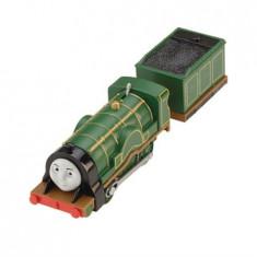 Locomotiva Motorizata Cu Vagon - Emily - Bmk87-Cdb69 - Trenulet Mattel