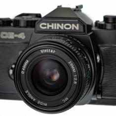 Vivitar 28mm F2.8 MC for Pentax pentru Canon Sony Fuji Olympus M4/3 - Obiectiv DSLR Vivitar, Wide (grandangular), Manual focus, Pentax - K