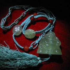 Figurina din jad (Budha)