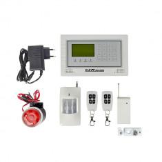 Aproape nou: Sistem de alarma wireless PNI 1001A cu GSM - Sisteme de alarma