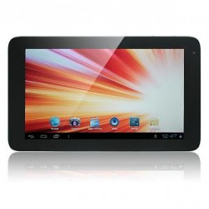 Resigilat : Tableta PC PNI HD01 7 inch Multitouch cu procesor Cortex A10 1.2GHz, 8, Android