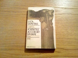 TRIPTIC * PORTRETELE AU COBORIT DIN RAME - Lucia Demetrius - vol. II, 1983