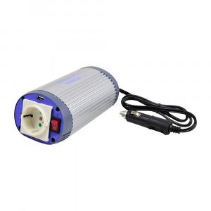 Aproape nou: Invertor de tensiune cu USB Albrecht 150W 12V Cod 47871