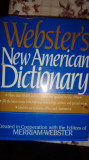 Webster's new american dictionary 687pagini