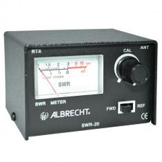 Aproape nou: Reflectometru Albrecht SWR-20 cod 4410