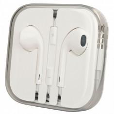 Casti handsfree Apple iPhone 5c - Handsfree GSM