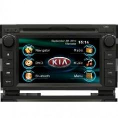 Resigilat : Sistem navigatie GPS + DVD +TV pt Kia Ceed (2010 - 2011) model TTi-911