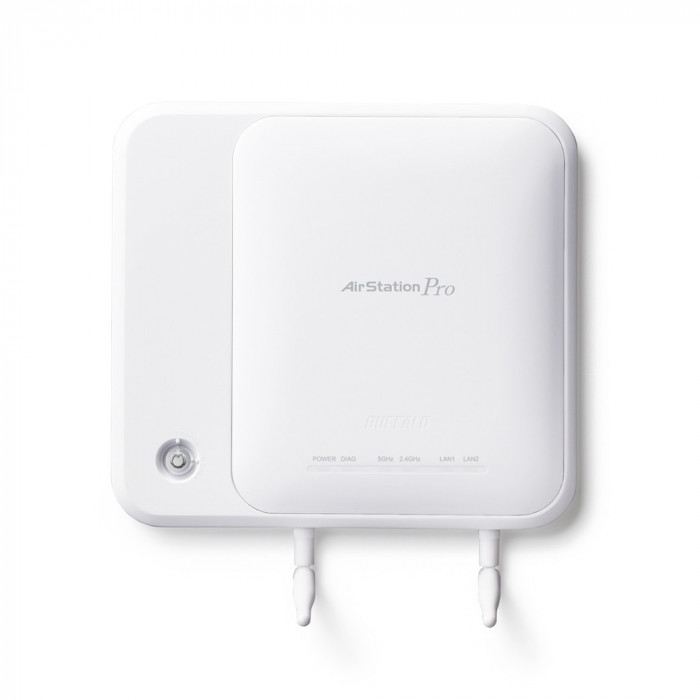 Resigilat : Punct de acces dual band Buffalo WAPS-APG600H AirStation Pro Simultane