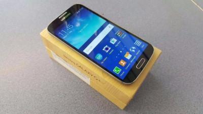 SAMSUNG GALAXY S4 MODEL I9505/ NEGRU / NOU foto