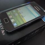 SAMSUNG GALAXY ACE MODEL S5830 / NEGRU / NOU - Telefon Samsung