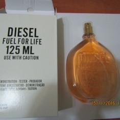 TESTER DIESEL FUEL FOR LIFE 125 ML--SUPER PRET, SUPER CALITATE! - Parfum barbati Diesel, Apa de toaleta