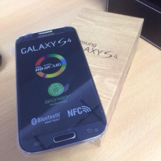 SAMSUNG GALAXY S4 MODEL I9505/ ALBASTRU / NOU - Telefon mobil Samsung Galaxy S4
