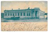 3635 - Litho, Sibiu, SALISTE, Judecatoria - old postcard - used - 1902