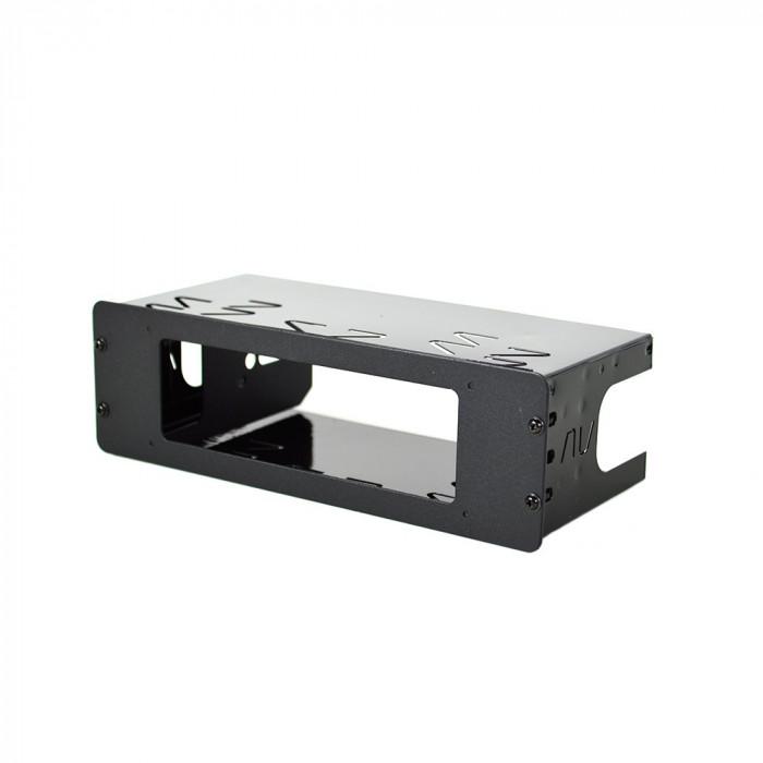 Aproape nou: Carcasa montaj TTi 1 DIN TDP-1000 pentru statii TCB-550/550hp/1000 foto mare