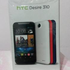 HTC DESIRE 310 BLUE. NOU - Telefon HTC, Negru, Neblocat, Single SIM, 1 GB