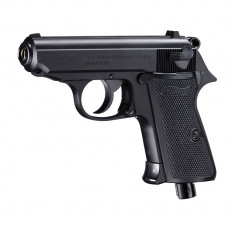 Resigilat : Pistol airsoft Walther PPK/S cu actionare mecanica - Echipament paintball