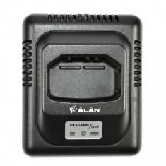 Aproape nou: Incarcator Midland RC05 rapid de birou pentru Alan HP106/HP406/HP446 C