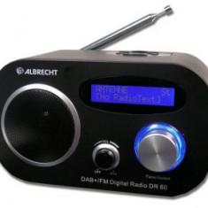 Resigilat : Radio digital Albrecht DR 80 Cod 27390 - Aparat radio