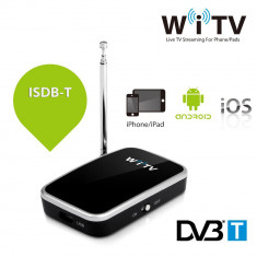 Resigilat : Receptor DVB-T PNI WiTV - Media player