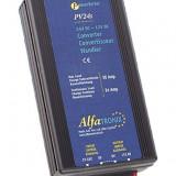 Aproape nou: Convertor 24-12V Albrecht PV 24S curent nominal 24A Cod 47834