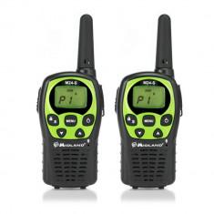 Resigilat : Statie radio PMR portabila Midland M24-S set cu 2bc Cod C1035