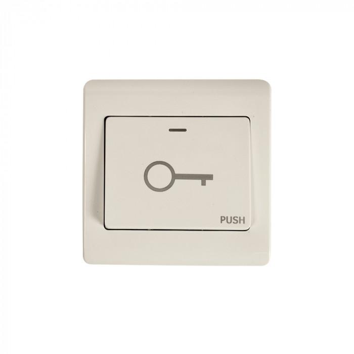 Aproape nou: Intrerupator de acces incastrabil SilverCloud PB101