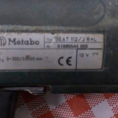 Corp bormasina, autofiletanta METABO beat