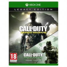 Call Of Duty Infinite Warfare Legacy Edition Xbox One - Jocuri Xbox One, Shooting, 18+, Multiplayer