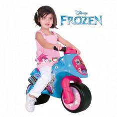 Motocicleta fara pedale Frozen Neox Injusa - Bicicleta copii