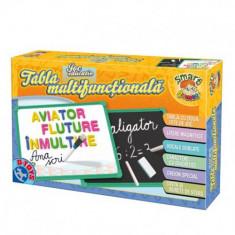 Tabla Multifunctionala Alfabet - Jocuri arta si creatie D-Toys