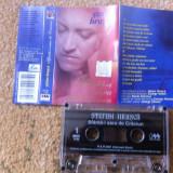 stefan hrusca Sfanta i sara de craciun caseta audio muzica folk sarbatori 2001