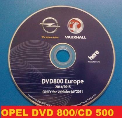 Opel CD DVD harti navigatie DVD800 CD500 Navi  OPEL Insignia OPEL Astra GPS foto mare