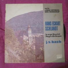 Vinil orgi istorice biserica neagra - Muzica Clasica electrecord