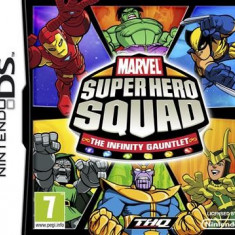 Marvel Super Hero Squad The Infinity Gauntlet Ninendo Ds - Jocuri Nintendo DS Electronic Arts