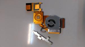 Cooler Ventilator HeatSink Lenovo R60 type 9456 41W5269