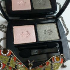 Lancome Ombre Absolue Radiant Smoothing Eye Shadow Duo - A01 Night and Day - Fard pleoape
