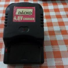 INCARCATOR dacko, Tyko, NIKKO R/C - 4.8, 4.8v PENTRU ACUMULATORI MASINUTE - Incarcator tableta
