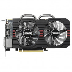 Placa video gaming ASUS Radeon R7 260X OC DirectCU II 2GB DDR5 128-bit HDMI - Placa video PC Asus, PCI Express, Ati