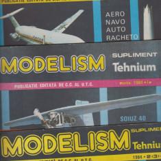 Modelism tehnium 30 de nr - Carti Inventica