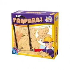 Set de Traforaj - Jocuri arta si creatie D-Toys
