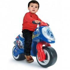 Motocicleta Neox Avengers Injusa - Bicicleta copii