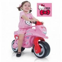 Motocicleta fara pedale TUNDRA HELLO KITTY Injusa - Bicicleta copii