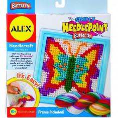 Sa coasem frumos un Fluturas Alex Toys - Jucarie interactiva