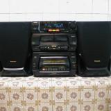 SISTEM COMBINA TONOMAT 60+1CD-URI PANASONIC SA-CH 84M - Combina audio