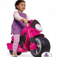 Motocicleta fara pedale Wheeler Roz Injusa - Bicicleta copii