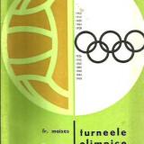 Turneele olimpice de fotbal - Fr. Moises